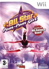 jaquette Wii All Star Pom Pom Girl