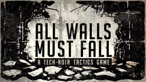 jaquette PC All Walls Must Fall