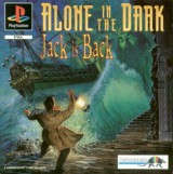 jaquette PlayStation 1 Alone In The Dark 2