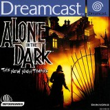 jaquette Dreamcast Alone In The Dark The New Nightmare