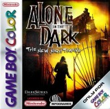 jaquette Gameboy Alone In The Dark The New Nightmare