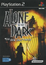 jaquette PlayStation 2 Alone In The Dark The New Nightmare