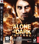 jaquette PlayStation 3 Alone In The Dark