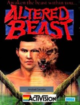 jaquette Amstrad CPC Altered Beast