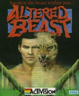 jaquette PC Altered Beast