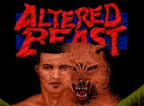 jaquette Wii Altered Beast