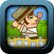 An Endless Runner And A Word Game Had A Baby