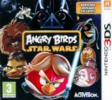 jaquette Nintendo 3DS Angry Birds Star Wars