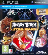 jaquette PlayStation 3 Angry Birds Star Wars