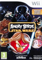 jaquette Wii Angry Birds Star Wars