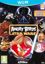 jaquette Wii U Angry Birds Star Wars