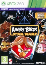 jaquette Xbox 360 Angry Birds Star Wars