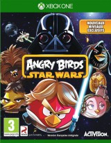 jaquette Xbox One Angry Birds Star Wars