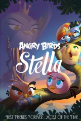 jaquette iOS Angry Birds Stella