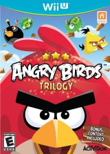 jaquette Wii U Angry Birds Trilogy