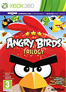 jaquette Xbox 360 Angry Birds Trilogy