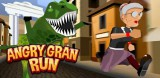 jaquette iOS Angry Gran Run