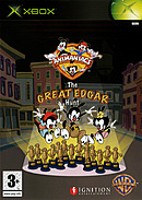 jaquette Xbox Animaniacs The Great Edgar Hunt