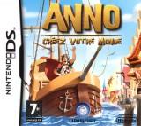 jaquette Nintendo DS Anno Creez Votre Monde