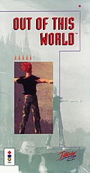 jaquette 3DO Another World