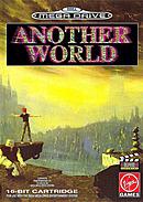 jaquette Megadrive Another World