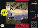 jaquette Super Nintendo Another World