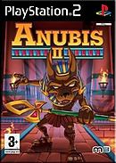 jaquette PlayStation 2 Anubis II