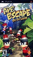 Ape Escape : On the Loose