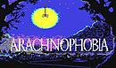 jaquette Amstrad CPC Arachnophobia