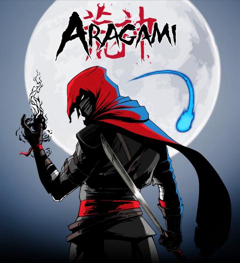 jaquette PC Aragami