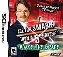 jaquette Nintendo DS Are You Smarter Than A 5th Grader Make The Grade