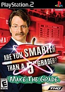 jaquette PlayStation 2 Are You Smarter Than A 5th Grader Make The Grade