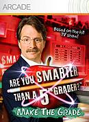 jaquette Xbox 360 Are You Smarter Than A 5th Grader Make The Grade
