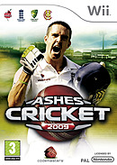 jaquette Wii Ashes Cricket 2009