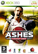 jaquette Xbox 360 Ashes Cricket 2009