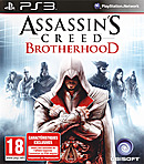 jaquette PlayStation 3 Assassin s Creed Brotherhood