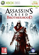 jaquette Xbox 360 Assassin s Creed Brotherhood