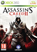 jaquette Xbox 360 Assassin s Creed II