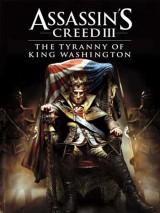 jaquette Xbox 360 Assassin s Creed III La Tyrannie Du Roi Washington Partie 1 Deshonneur