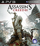 jaquette PlayStation 3 Assassin s Creed III
