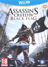 jaquette Wii U Assassin s Creed IV Black Flag