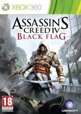 jaquette Xbox 360 Assassin s Creed IV Black Flag