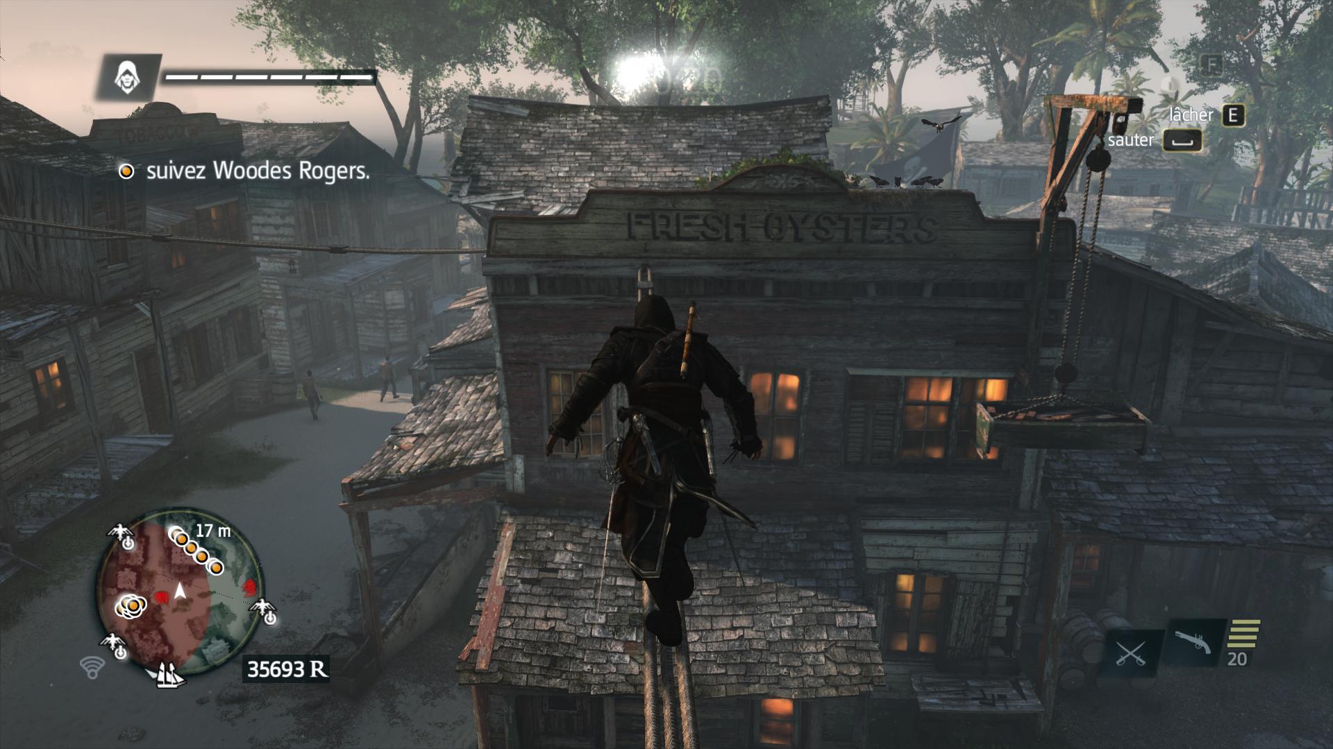 Screenshots capture d 39 ecran pour assassin 39 s creed iv for Screenshot ecran