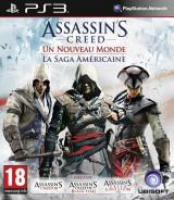 jaquette PlayStation 3 Assassin s Creed Naissance D un Nouveau Monde La Saga Americaine