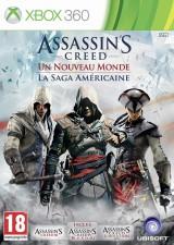 jaquette Xbox 360 Assassin s Creed Naissance D un Nouveau Monde La Saga Americaine