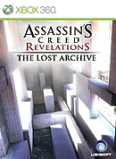 jaquette Xbox 360 Assassin s Creed Revelations L Archive Perdue