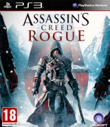 jaquette PlayStation 3 Assassin s Creed Rogue
