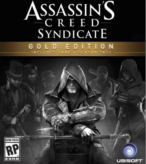 jaquette Xbox One Assassin s Creed Syndicate Gold Edition