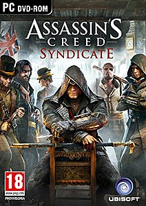 jaquette PC Assassin s Creed Syndicate