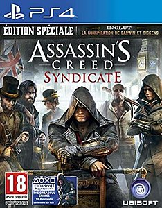jaquette PlayStation 4 Assassin s Creed Syndicate